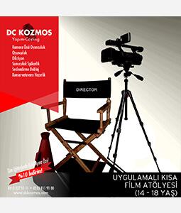 Genç Sinemacılar Aranıyor! Uygulamalı Kısa Film Atölyesi (14 – 18 Yaş)