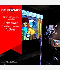 Hakan Kaçan İle Animasyon Seslendirme Atölyesi (Diksiyon Eğitimi Almış Kişilere Özeldir)