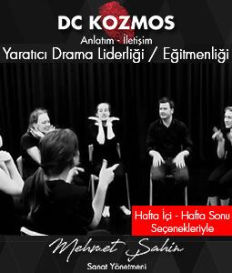 Yaratıcı Drama Liderliği / Eğitmenliği