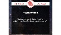 Beşiktaş'ın Kalbinde Bir Kültür Mabedi: DC Kozmos…