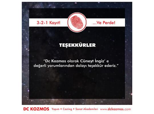 Sayın Cüneyt İngiz' in Kaleminden… Beşiktaş' ın Kalbinde Bir Kültür Mabedi: DC Kozmos…