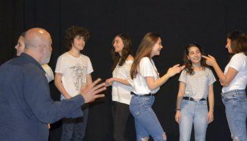 Genç Aktörlere Diksiyon ve Oyunculuk Eğitimi (14-18)