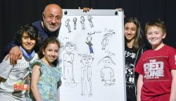 9-13 Yaş Diksiyon + Tiyatro & Kamera Oyunculuğu