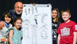 9-13 Yaş Dramatik Çalışma ve Diksiyon Eğitimi (Yaz Okulu)