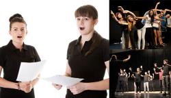 Diksiyon + Tiyatro & Kamera Oyunculuğu ( 14-18 Yaş)