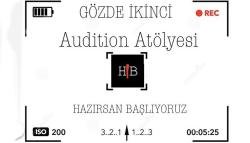 Gözde İkinci ile Audition Atölyesi