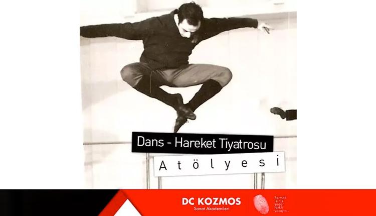 """Alpaslan KARADUMAN ile """"Dans-Hareket Tiyatrosu Atölyesi"""""""